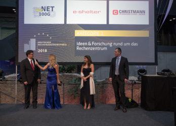 Uni Ulm erreicht 2. Platz beim Deutschen Rechenzentrumspreis