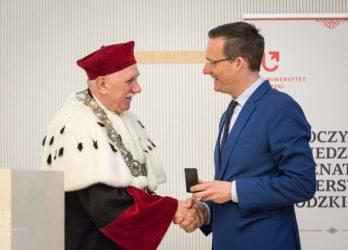 Hohe Auszeichnung der Uni Łódź für Medizinhistoriker