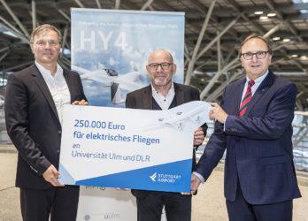 Partnerschaft für elektrisches Fliegen