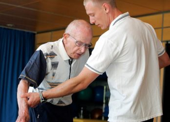 Risiko Hüftfraktur bei älteren Menschen